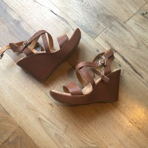New, Korks by Kork-Ease, Kaylen Wedges
